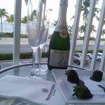 Mimos do hotel... ♥♥♥ adoramos