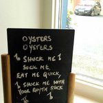 Ode to an oyster