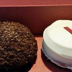 Chocolate and Vegan Red Velvet Cupcake