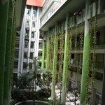 Centro del hotel