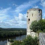 Chinon Chateau/Fortress