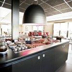 Le Buffet et le restaurant