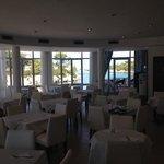 Sala colazione hotel Santandria