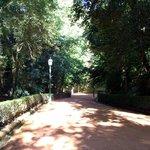 Path to Alhambra Cuesta Gomerez