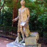Statue Washington Irving