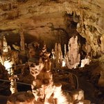 I LOVE CAVES - and there were no exception.  Worth the trip!