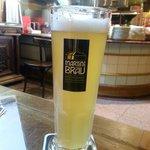 Une bonne bière brassée sur place