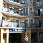 hotel apartamento les Baladines de Thonon les Bains