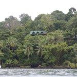 Habitaciones desde la bahia