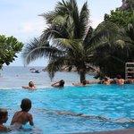 piscine + plage