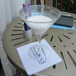 coconut cake martini -yum