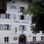 Front of Gasthof Oberwirt