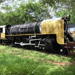 Old steam locomotive made by TISCO