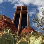 Chapel Holly cross