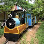 toy train joy ride