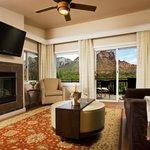 Vista Suite Interior and View
