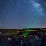 Stars gazing workshop in Ramon Crater with Desert Land