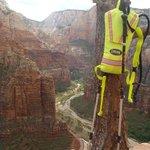 """Scout""""s Overlook... taking a break"""