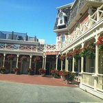 The hotel itself...such character and even more beautiful inside too!