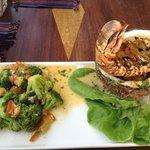 Lobster season dish!
