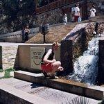 The Lion Fountain, Spili, Crete, Greece