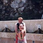 The Lion Fountain - Jasna and Ljubisa, Spili, Crete, Greece