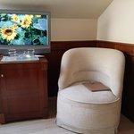 Televisor habitación Silken Club