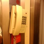 Interphone ascenseur