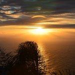 Excellent sun sets