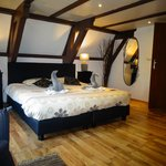 Massive comfy bed