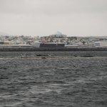 Also excellent views of Reykjavik!
