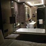 banyo desde la habitacion