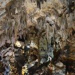 Nerja Caves - with stairway