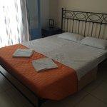 Double room. Balcony also