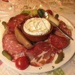 Camembert rôti !!!! Un top