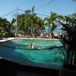 Pool in der Anlage
