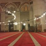 Photo of Seyh Suleyman Mosque taken with TripAdvisor City Guides