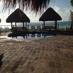 Beautiful day in cancun