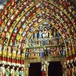 Notre Dame Amiens Light Show