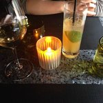 creative selections of non- alcoholic drinks
