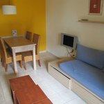 Appartement 2 pièces (2 lits / 3 personnes)