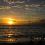 Gorgeous Maui sunset