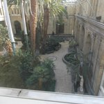 Winter Garden from above