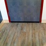 Best of all--wood floors, no carpet!