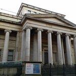 Facade of Manchester Art Gallery