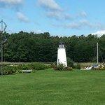 Lighthouse on Property