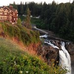 Proximity to the Falls