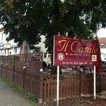 Great restaurant in little Schwaig, Germany
