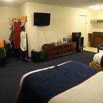 the room is very nice