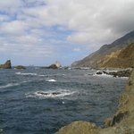 Roques de Anaga depuis Playa de San Roque